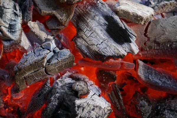 How to Burn Coals
