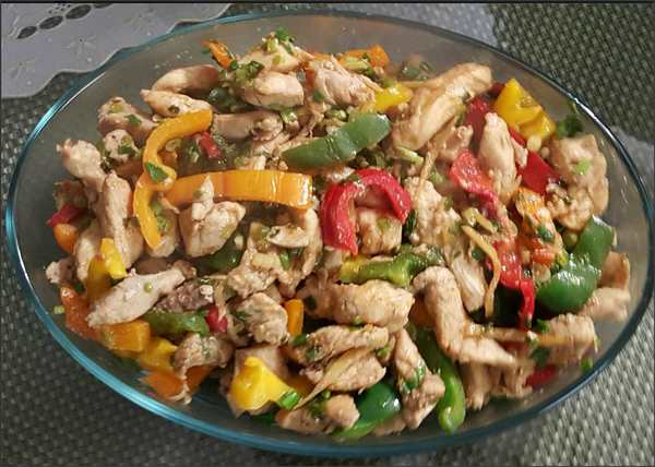 good chicken fajita recipe