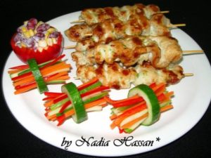 How to Make Reshmi Kabab
