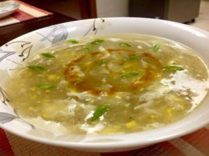 Chinese Chicken Corn Soup Recipe