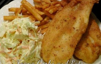 Perfect Fish and Chips Recipe