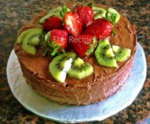 Homemade Chocolate Cake Recipe – A Divine Treat