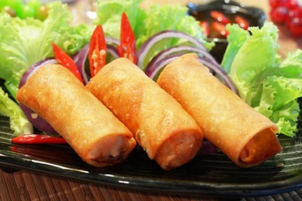 Chicken Fajita Rolls Recipe