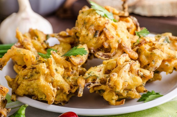 Tip to Make Crispy Pakora