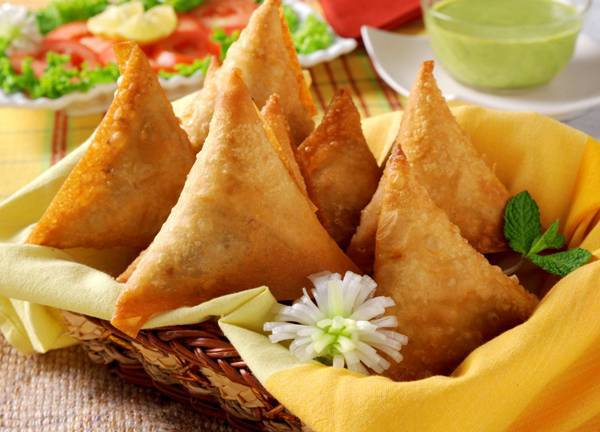 Mix Vegetable Samosa Recipe