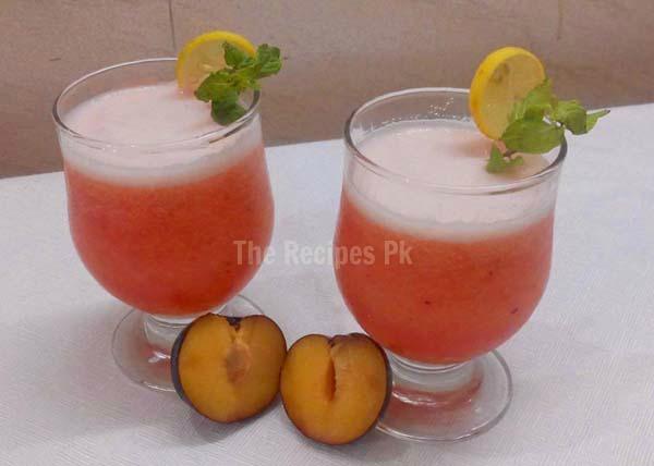 Homemade Plum Juice Recipe