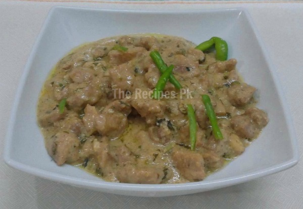 Chicken Badami Recipe