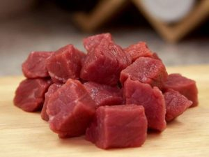 Remove Particular Smell of Red Meat