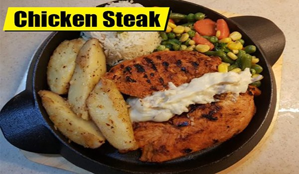chicken steak recipe by chef zakir