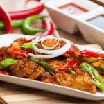 Easy Fish Chilli Dry Recipe