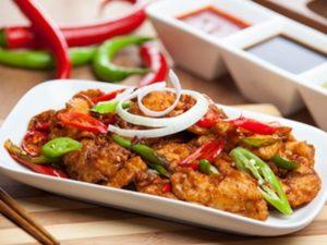 Fish Chilli Dry Recipe