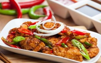 Easy Fish Chilli Dry Recipe