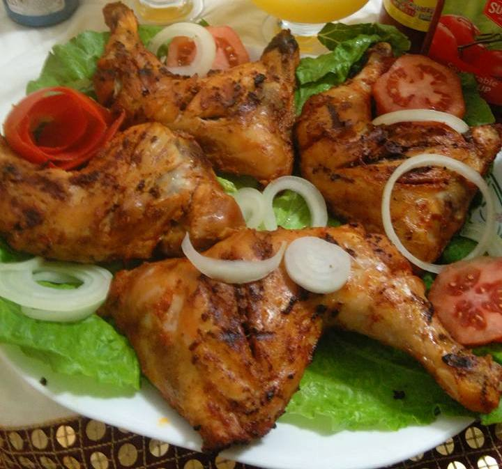 Homemade Chicken Tikka Recipe in Urdu
