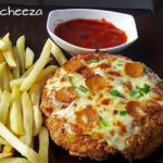 Homemade KFC Chizza Recipe