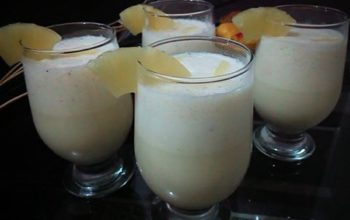 Quick Pina Colada Recipe