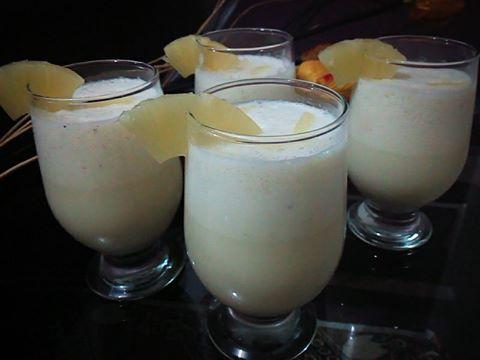 Quick Pina Colada Recipe