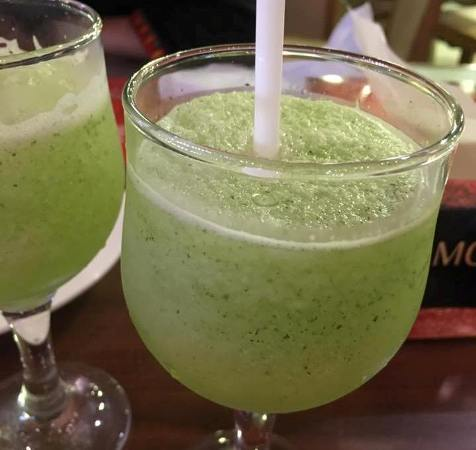 Mint Margarita Recipe Stani