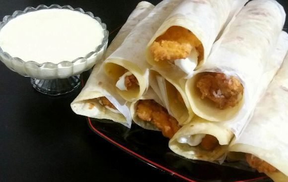 Roll Paratha Recipe
