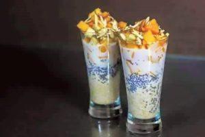 Quick Mango Falooda Recipe