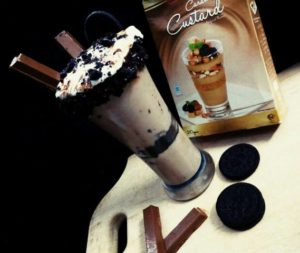 Oreo Caramel Delight Recipe