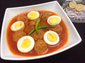 Chicken Kofta Recipe (Chicken Meatballs)