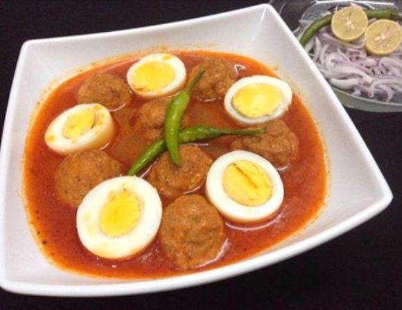 Special Chicken Kofta Recipe