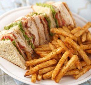 Club Sandwich Recipe