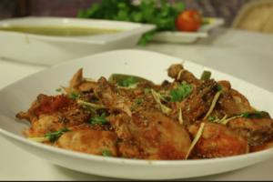 Koyla Karahi Recipe