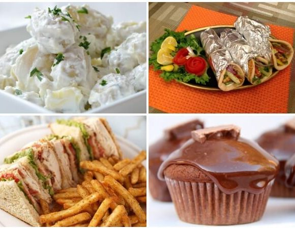 Lunch Box Recipes for Kids