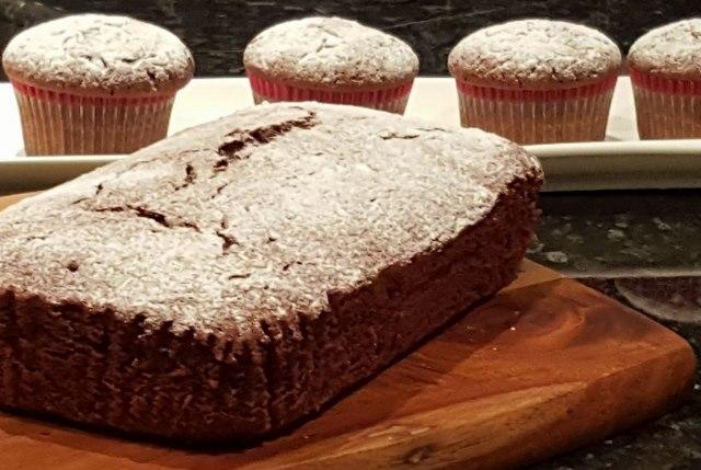 Homemade Chocolate Cupcakes