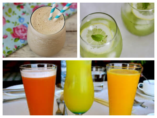 Drink Recipes for Ramadan