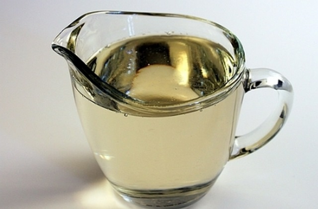 homemade sugar syrup