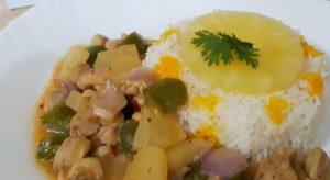 Chicken Pineapple Stir Fry Recipe