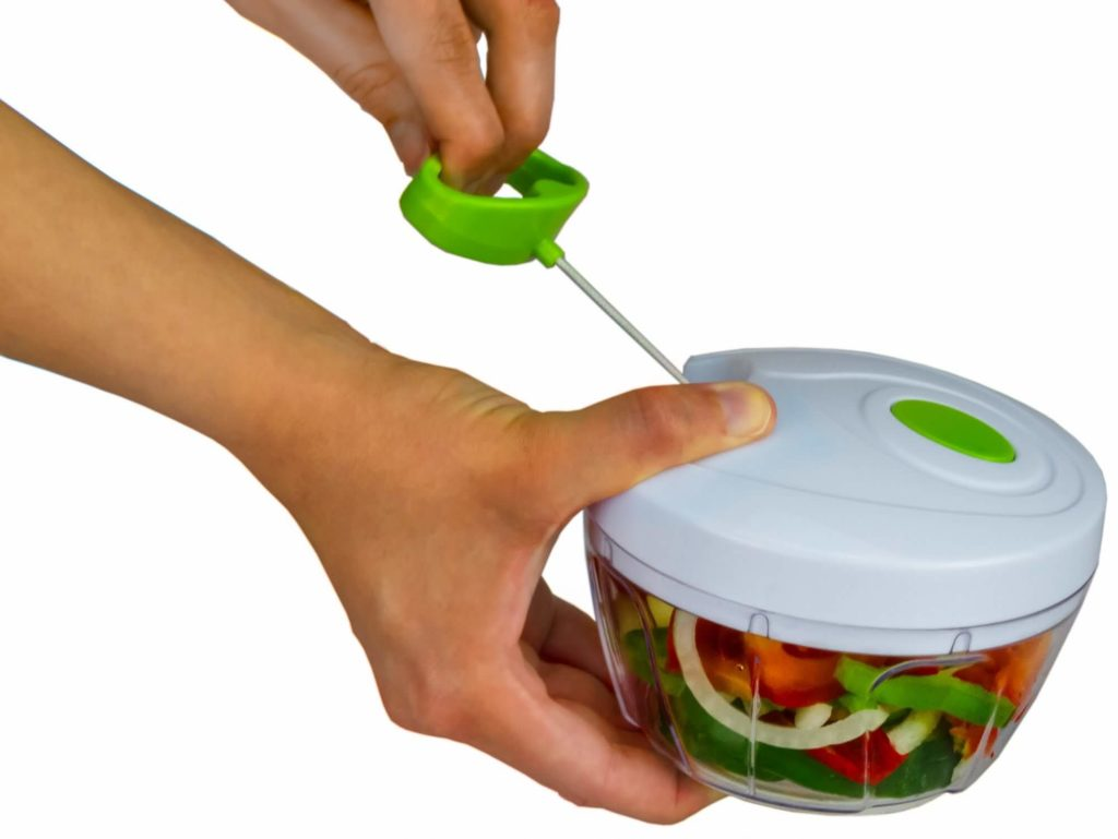 Manual Hand Food Chopper