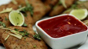 Chicken Jalferzi Kabab Recipe