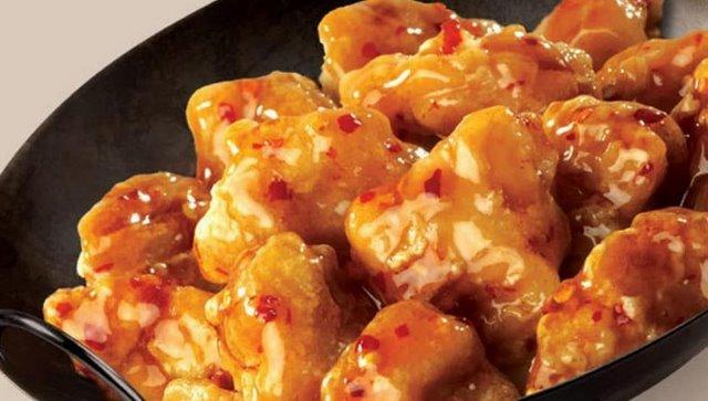 orange chicken recipe panda express