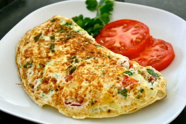 Keema Omelet Recipe