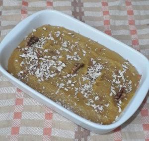 Homemade Chane ki Daal ka Halwa Recipe