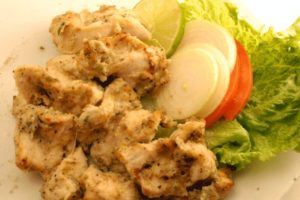 Oven Baked Chicken Boti Recipe