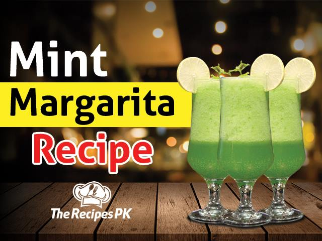 Mint Margarita Recipe Pakistani