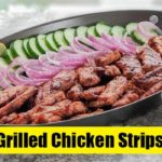 Spicy Grilled Chicken Strips