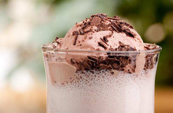 Easy Ice Cream Smoothie