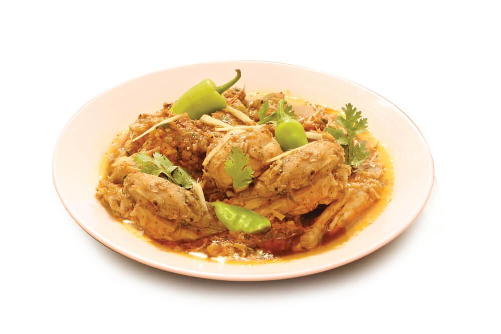 chicken karahi gosht recipe