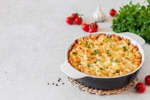 Chicken Cheese Macaroni