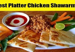 Platter Chicken Shawarma Recipe