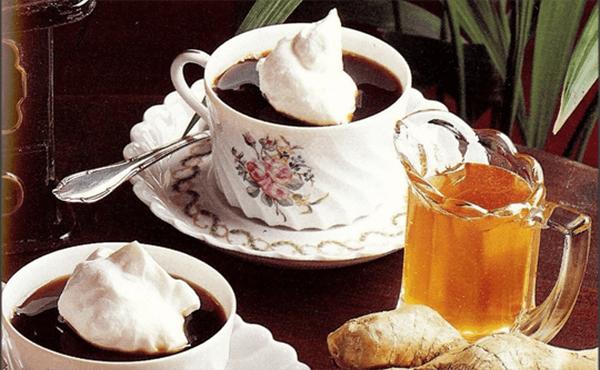 Hot Coffee Drinks