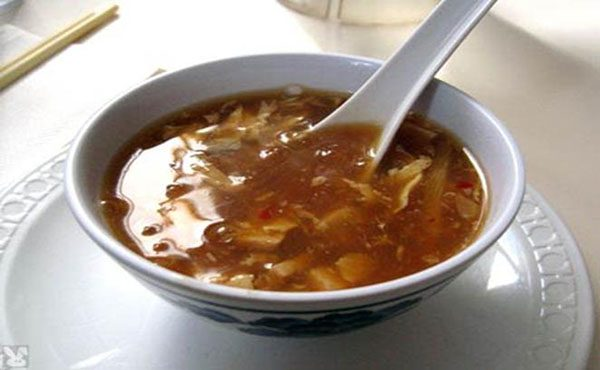 Hot and Sour Soup by Chef Zakir