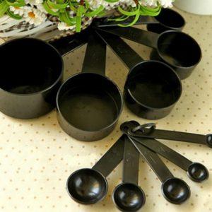 Measuring Cups & Spoon