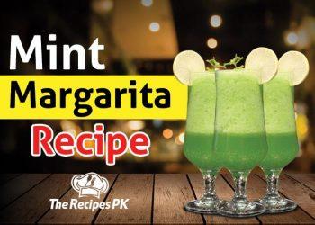 Mint Margarita Recipe Pakistani
