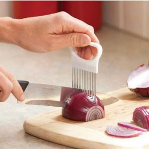 Onion and Tomato Cutting Holder